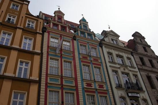 Scandic Wroclaw: Breslau