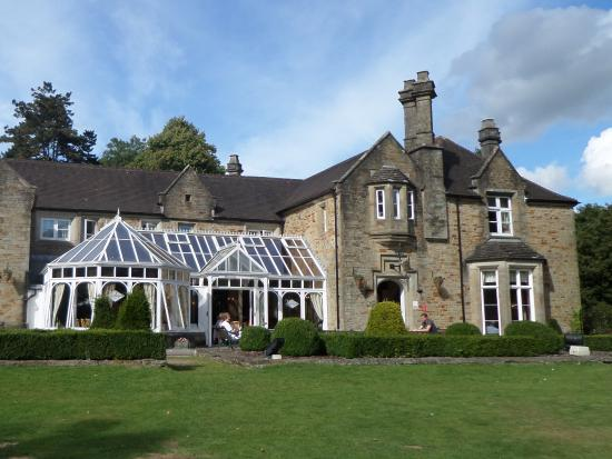 The old manor house - Picture of Bryngarw Country Park