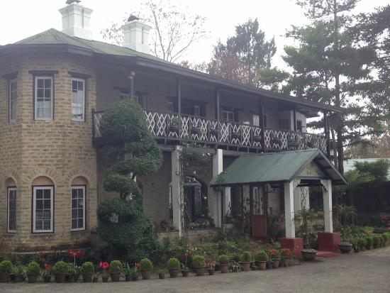 Himalayan Hotel: A lovely, historic building