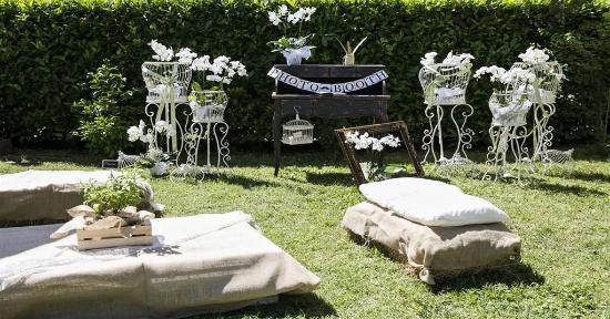 Castiglione in Teverina, Italia: wedding picnic