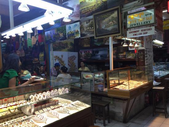 Mingala Market Yangoon