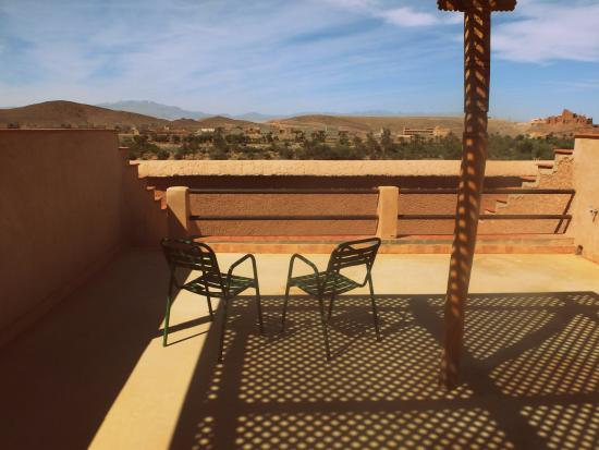 CôtéSud : private rooftop terrace