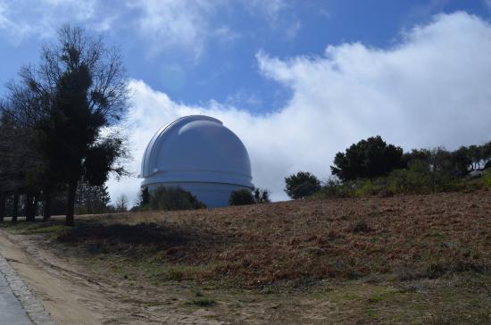Palomar Mountain, كاليفورنيا: Palomar Observatory