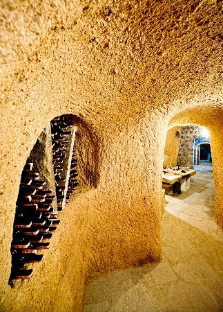 Argos in Cappadocia: Seki Wine Cellar