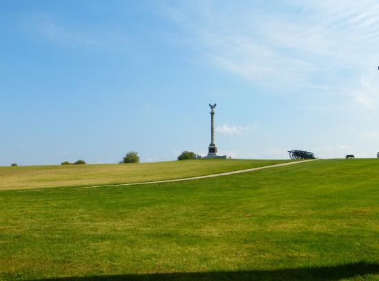 Sharpsburg, MD: Antietam Battlefield Monument