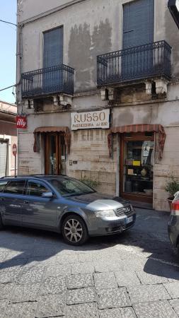 Santa Venerina, Italien: Pasticceria Russo