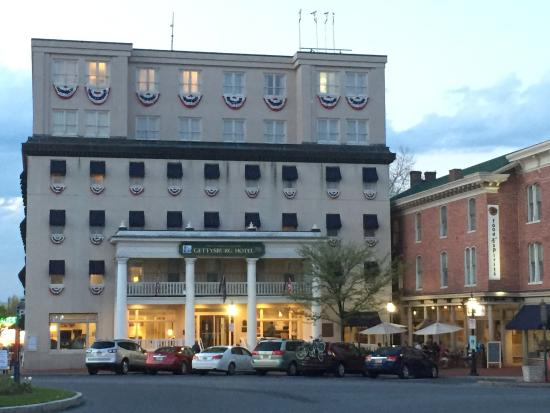 Gettysburg Hotel 119 1 8 2 Updated 2018 Prices Reviews Pa Tripadvisor