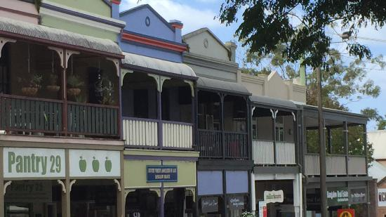 Bangalow Market: Historic Bangalow