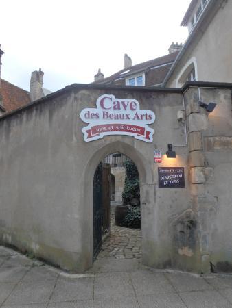 La Cave des Beaux Arts