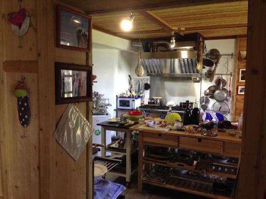 Albosaggia, อิตาลี: cucina