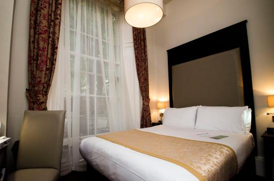 Reem Hotel: Refurbished double room