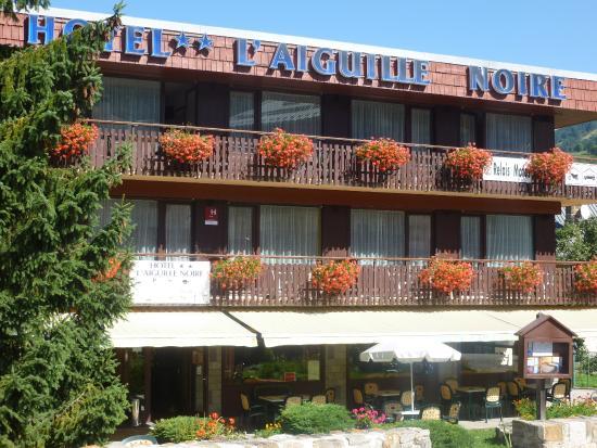 Hôtel Aiguille Noire