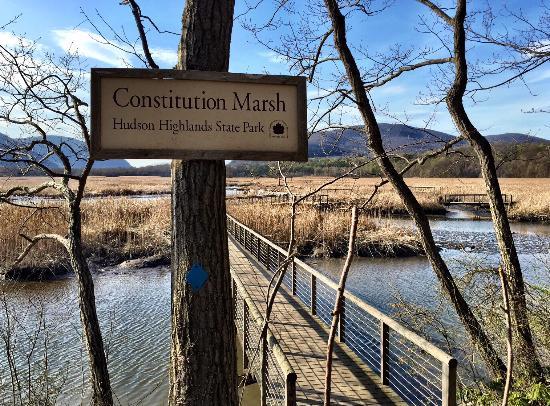 Garrison, estado de Nueva York: Constitution Marsh Audubon Center & Sanctuary
