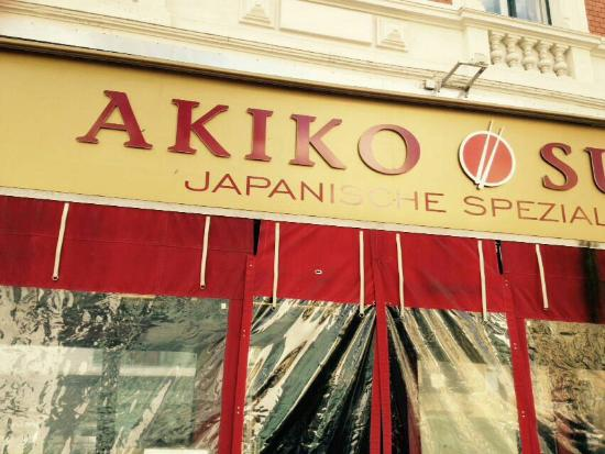 Photo of Japanese Restaurant Akiko Sushi at Ahornstr. 32, Berlin 12163, Germany