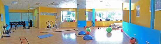 Collado Villalba, Spain: Dif, centro de entrenamiento Funcional. Un sistema de entrenamiento, divertido y muy recomendabl
