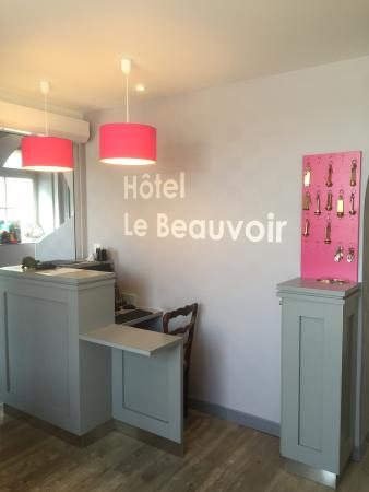 Hotel Restaurant Le Beauvoir