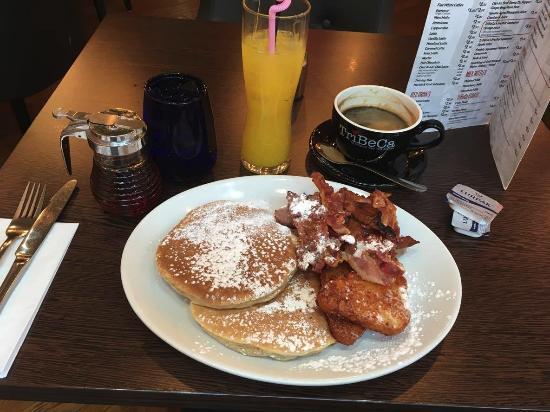 Brooklyn Breakfast Picture Of Tribeca Edinburgh Tripadvisor