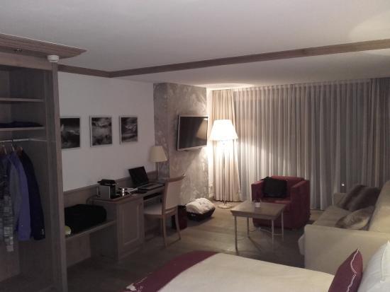 Tolles Hotel in Zermatt
