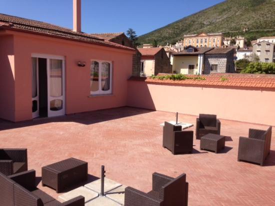 Terrazzo Picture Of Millenovecentoventi San Leucio