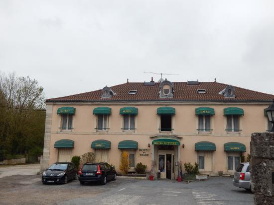 Hotel du Tigre : hotel