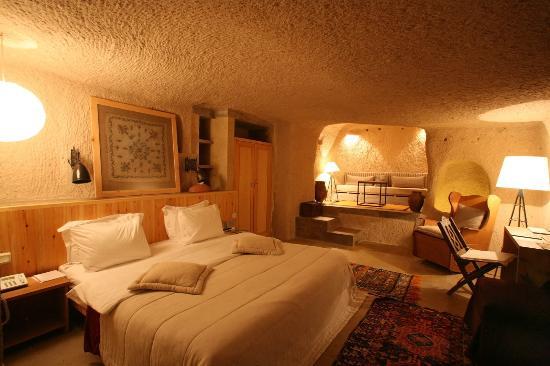 Argos in Cappadocia: Deluxe Room