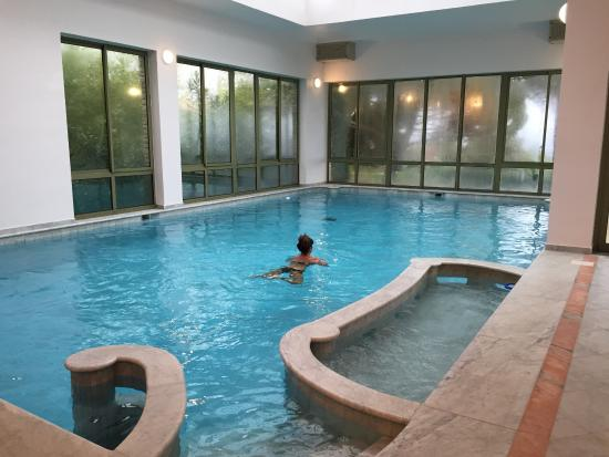 Piscine Intrieure  Photo De Hotel Les Bories  Spa Gordes