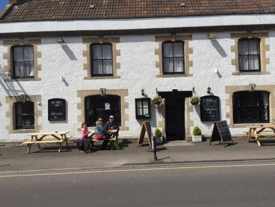 Castle Cary, UK: The White Hart