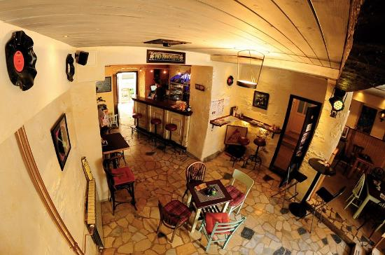 Pazin, Croatia: bar