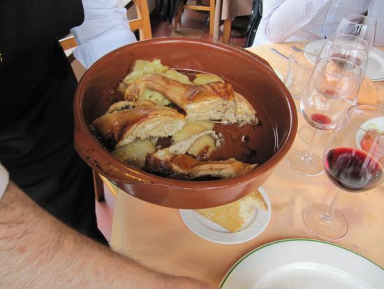 Alcachofas rellenas de brandada de bacalao y pi ones - El horno de yeles ...