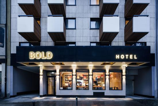 Bold Hotel Munich Center