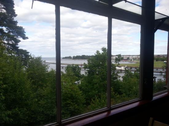 Vanersborg, Suecia: the view is amazing