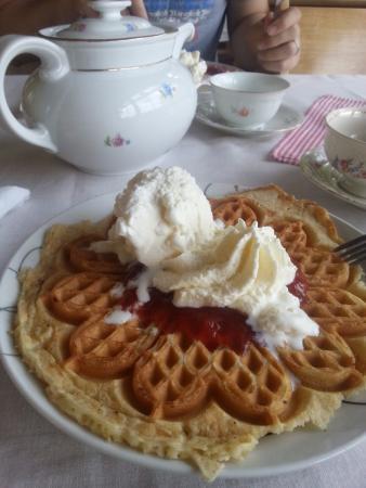 Vanersborg, Suecia: best waffles