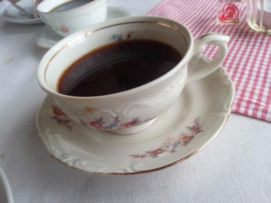 Vanersborg, Suecia: cute little teacup
