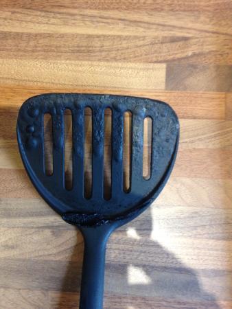 Davidstow, UK: Another burnt utensils.