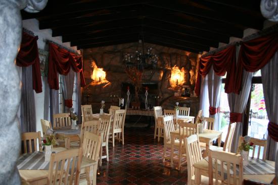 Ramsgate, Sør-Afrika: Dinning room