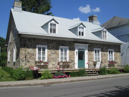 Sainte-Marie, Canada: Maison Pierre-Lacroix - Été