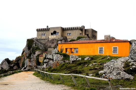 Sintra, Portugalia: Convento de Peninha
