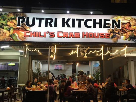 Putri Kitchen Chilli Crab House Kota Kinabalu Restaurant Reviews Phone Number Amp Photos