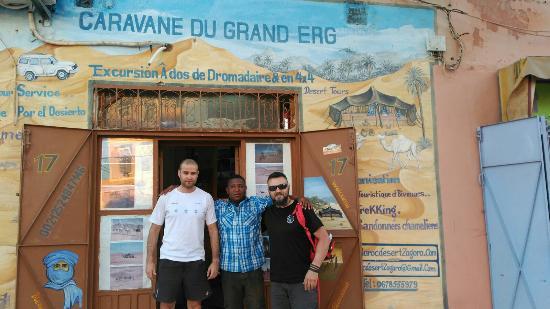 Caravane Du Grand Erg