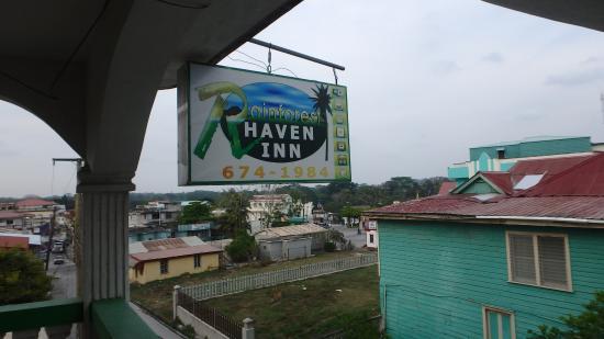 Rainforest Haven Inn Foto