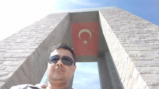 Gallipoli, Turchia: Abide.4