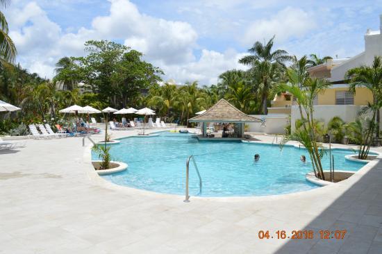 Pool - Sugar Bay Barbados Photo