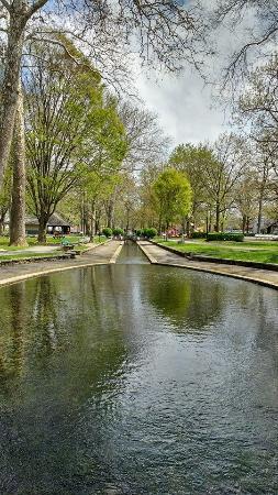 Lititz, Pensilvania: Park