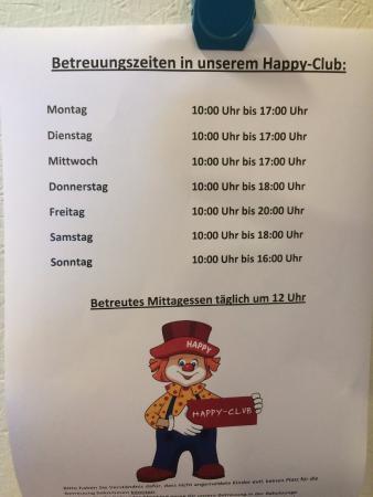 Ferienhof Laurenz: Betreuungszeiten bei uns