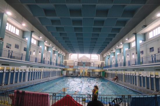 Un lieu plein de s r nit billede af piscine saint Horaire piscine st georges rennes