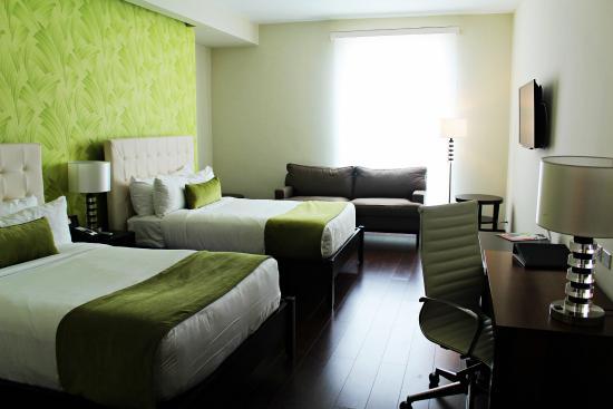 Ramada Plaza Panama, Punta Pacifica: Double Room