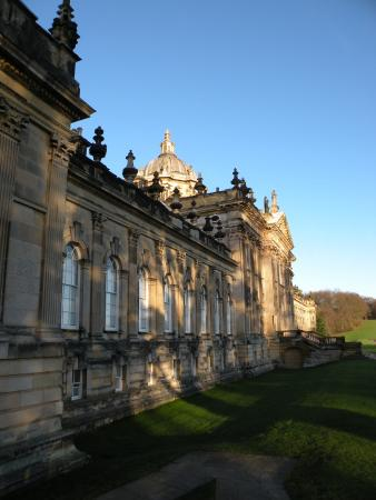Different View Of The House Picture Of Castle Howard York
