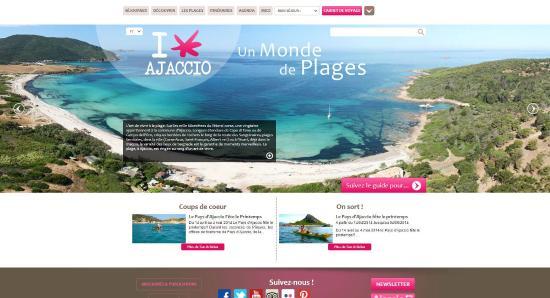 Site web picture of office de tourisme du pays d 39 ajaccio ajaccio tripadvisor - Ajaccio office de tourisme ...