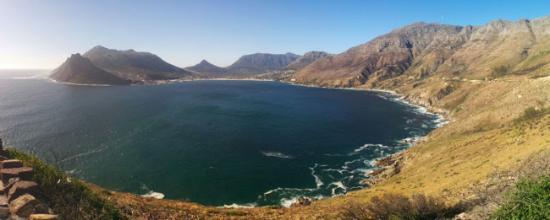 Cabo Occidental, Sudáfrica: Chapman's Peak Drive