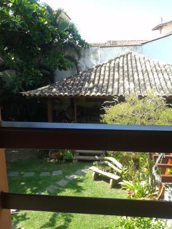 Pousada Chez Nice: Vista da Varanda